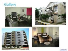 Best luxury service apartments in hitech city & Madhapur