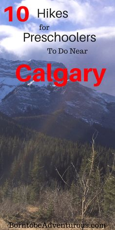 10 Beautiful Hikes near Calgary. Some hikes are located near Banff National Park, Canmore, and Kananaskis area. Baby Hiking, Hiking With Kids, Hiking Tips, Travel With Kids, Family Travel, Family Adventure, Adventure Travel, Montreal With Kids, Kids Around The World