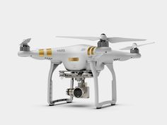 New DJI Phantom 3 Sports Drone With 4K Video and Ultrasound Navigation