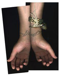 Wrist tatoo