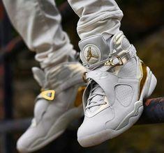 It's Jordan 8 love! Jordan 23, Michael Jordan, Sneakers Fashion, Shoes Sneakers, Nike Air Jordans, Shoes Jordans, Lit Shoes, Fresh Shoes, Baskets