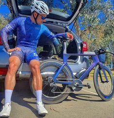 Cycling Suit, Cycling Bib Shorts, Cycling Gear, Cycling Outfits, Lycra Men, Sexy Men, Hot Men, Hot Guys, Biker