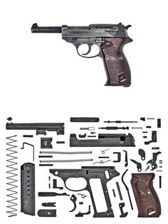 Images of firearms and other weapons. Weapons Guns, Guns And Ammo, Webley Revolver, Pocket Pistol, Cool Guns, Military Weapons, Firearms, Hand Guns, Wwii