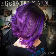 Favorite Hair for June by Christian