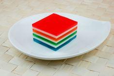 Jello 7 Layer Jello by Food Librarian, via Flickr