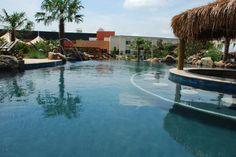 Pool by Allison Landscape & Pool Company