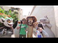 Let's Travel Asia! - Universal Studio Singapura -  Weekend List