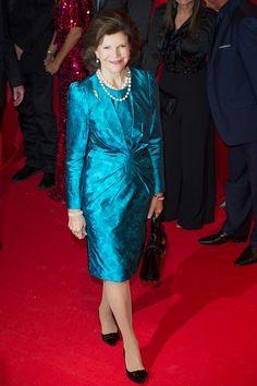 Queen Silvia attends the Ein Herz Fuer Kinder Gala.06/12/2014