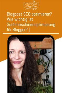 Hier erfährst du, warum eine eigene Plattform und optimale SEO für deinen Content von so großer Bedeutung sind. #seo #bloggertipps #bloggen #seoblogs #suchmaschinenoptimierung #googleranking #searchengineoptimization Lifestyle Blog, German, Hacks, Interior, Search Engine Optimization, Great Pictures, Platform, Blogging, Deutsch