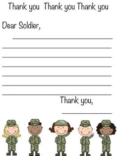 Writing Army Awards