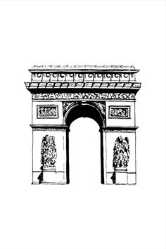 Black And White Wall Art, Paris, Decoration, All Print, Digital Art, Wall Decor, City, Collection, Vintage