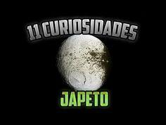 (535) 11 Curiosidades de Jápeto (Luna de Saturno) - YouTube