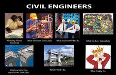 Civil Engineering!