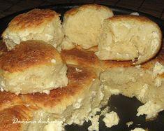 Danina kuhinja: Pogača na kašiku Bread Dough Recipe, Bosnian Recipes, No Bake Cake, Baking Recipes, Good Food, Food And Drink, Gluten, Favorite Recipes, Snacks