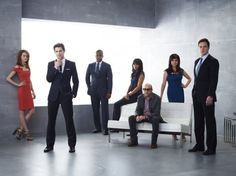 White Collar (USA has some good series)