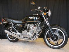1980 CBX1000 Black