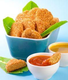 Chickie Nuggets - My Vegan Cookbook