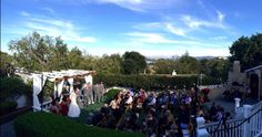 Gorgeous setting for a wedding @ The Perry House in Monterey CA, http://eventsbyclassic.com