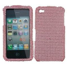 Have this case......loved using it but some of the stones have started to fall off:(.....still would buy!!!    @Overstock - Compatible with both the AT and Verizon Apple iPhone 4 This case for the Apple iPhone 4 keeps your cell phone protected in style Adds a splash of color and provides protection from scratcheshttp://www.overstock.com/Electronics/Premium-Apple-iPhone-4-Pink-Rhinestone-Case/6231183/product.html?CID=214117 $6.49