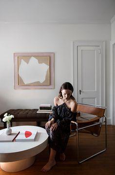 Touring The Artistic Home Of Kristen Giorgi   Glitter Guide