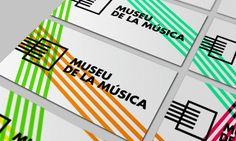 Huisstijl, Museu de la música - Fredic Barrera