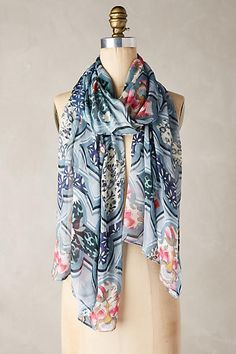Jancis Scarf - anthropologie.com