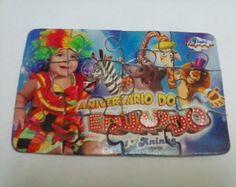 Quebra - Cabeça Madagascar Circo