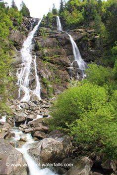 Another look at Cascate di Nardis, Parco Naturale Adamello-Brenta / Val Genova / near Carisolo / Trento Province, Trentino Region, Italy