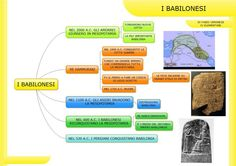 i Babilonesi - mappa di Fabio Veronese