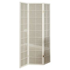"Monarch Specialties Inc. 70.25"" x 52"" 3 Panel Room Divider I"
