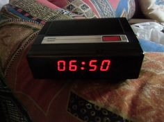 Uhrwecker    mehr infos auf willhaben.at Digital Alarm Clock, Home Decor, Used Cars, Real Estate, Decoration Home, Room Decor, Interior Design, Home Interiors, Interior Decorating