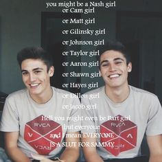 Just Friends ( Sam Wilkinson / Magcon ) chapter twelve Magcon Family, Magcon Boys, Sam Wilkinson, Magcon Imagines, Youtube Vines, Omaha Squad, Vine Boys, Bae, Hayes Grier