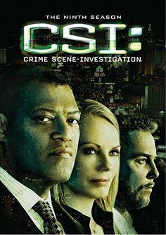 Marg Helgenberger & George Eads - CSI: Crime Scene Investigation - Season 9