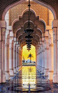 Morrocan Architecture, Mosque Architecture, Classical Architecture, Architecture Plan, Beautiful Architecture, Moroccan Garden, Moroccan Style, Architectural Photographers, Architectural Section