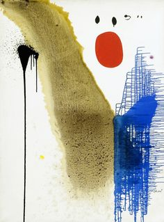 Joan Miró, Paysage, 1974 on ArtStack Joan Miro Paintings, Spanish Painters, Pablo Picasso, Art Plastique, Great Artists, Painting & Drawing, Modern Art, Abstract Art, Abstract Landscape