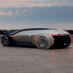 concept cars Renault has recently unveiled EZ-ULTIMO, an autonomous, electric, connected, and shared mobility service solution offering a premium travel experience. Ferrari F80, Lamborghini Cars, Future Concept Cars, Future Car, Lego Cars, Top Luxury Cars, Futuristic Cars, Top Cars, Automotive Design