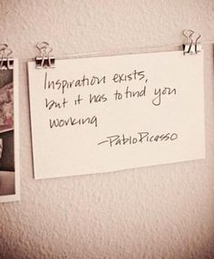 Work that Inspiration!!!