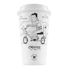 Tienda Oficial Coffee Bikes Termos | Tazas | Vasos y Más