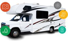 Tracks Trails Complete Vacation Planning Services For RV Camping Trips To The National Parks