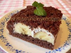 Krtkův dort na plechu – Maminčiny recepty Red Velvet Cheesecake, Dessert Recipes, Desserts, Bon Appetit, Sweet Recipes, Tiramisu, Ham, Sweet Tooth, Food Porn