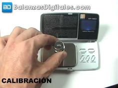 Balanza Digital Jennings HP-100X - Manual de uso y calibración -