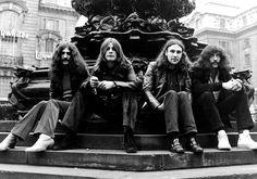 "blacksabbathica: "" Black Sabbath 1970 """