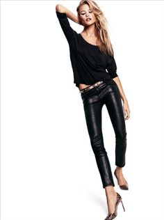 BEHATI-PRINSLOO IN JUICY JEANS SHOOT