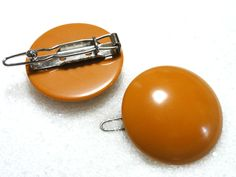 Simply Elegant Vintage Barrette in Caramel Orange! Only $4 each! Find them in Hair Accessories at thenchantedforest.ca Barrette, Enchanted, Caramel, Hair Accessories, Stud Earrings, Orange, Elegant, Gifts, Shopping