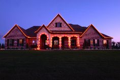 Beyiabari.  Home was decorated with lights for Samiya's wedding, Lucas TX