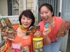 """Margaret and Natalie Keng mother and daughter team partner on Chinese Southern Belle LLC, an """"edutainment"""" business providing cooking classes, Asian market field trips, corporate events and diversity workshops.    http://www.chinesesouthernbelle.com/    @ ChineseSoBelle"""