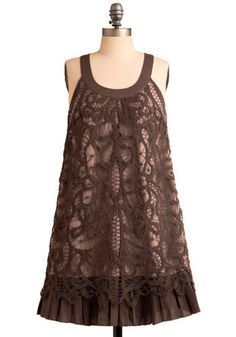 Forest Thicket Dress