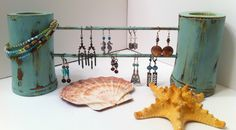 Coastal Collection Earring Display - Artisan Whimsy