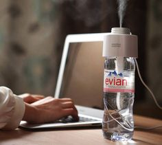 Water Bottle Humidifier Cap | 19 Products That Will Make Your Life So Much Better In 2014