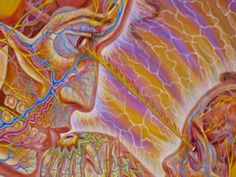 Alex Grey - The healing power of sacred art by Cosmic Smile